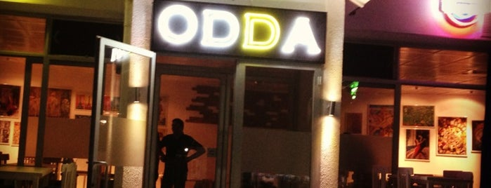 Odda Bar is one of ROMANTİK..