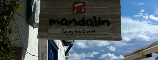 Mandalin is one of Bodrum Night Life.