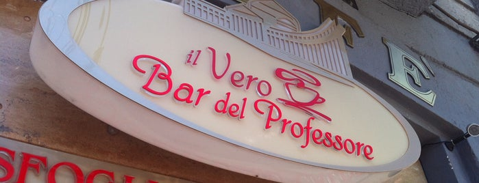 Bar del Professore is one of Italian.