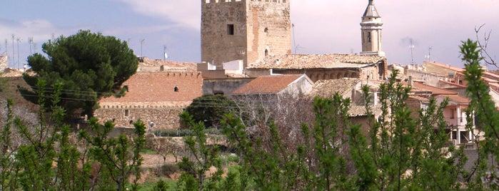 Castillo de Bulbuente is one of Castillos de Aragon.
