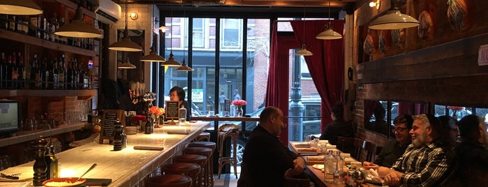 Cotenna is one of NYC's Coziest Spots.