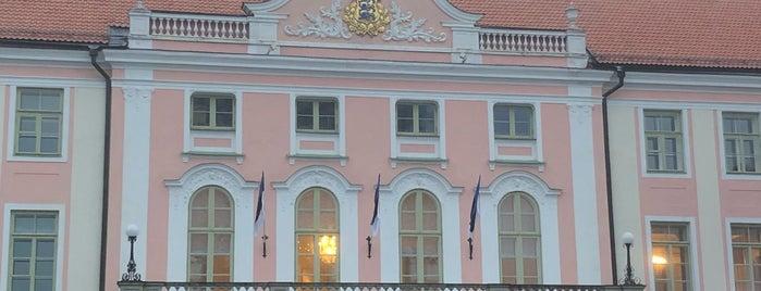 Lossi Plats is one of Lugares favoritos de Stanislav.