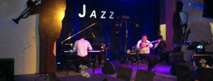 Jazz Center is one of Baku.