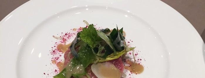 Combal Zero is one of The World's 50 Best Restaurants.