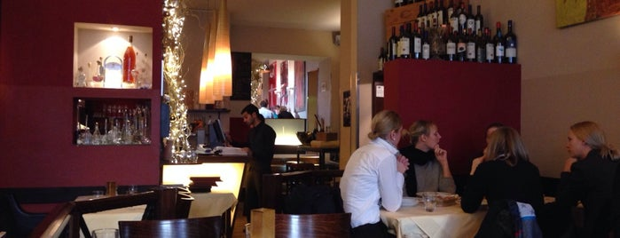 Casa di Roma is one of Hamburg places.