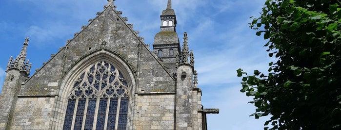 Dinan is one of Bretagne.