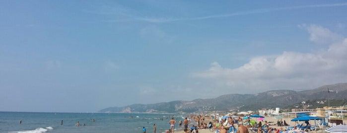 Platja de Castelldefels is one of Playa/Montaña.