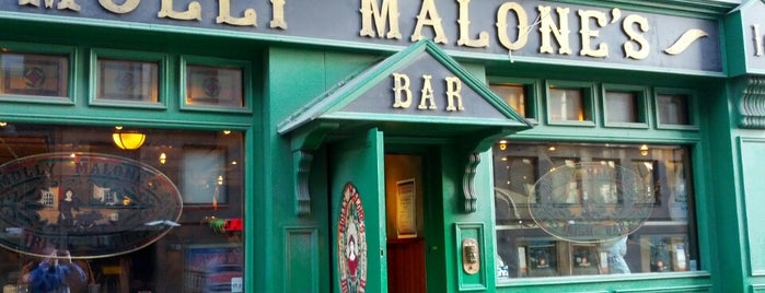 Molly Malone's is one of Egor 님이 좋아한 장소.