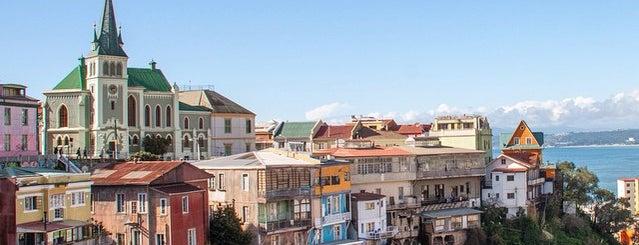 Cerro Concepción is one of #SantiagoTrip.