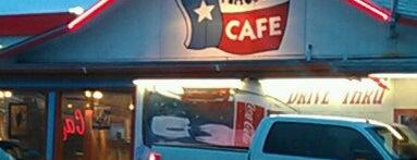 Flagstop Café - Boerne, Texas is one of Gespeicherte Orte von Kathryn.