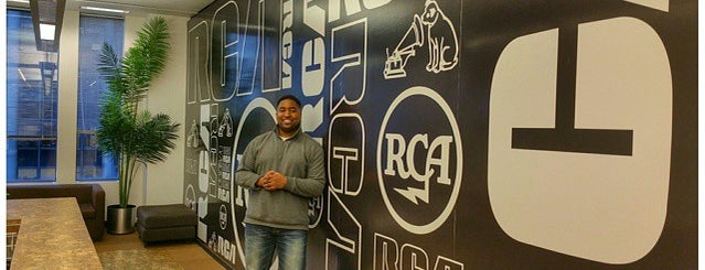 RCA/J Records is one of NYC - SPOTZ.