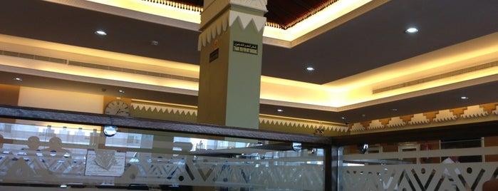 Al Seddah Restaurants is one of JED.
