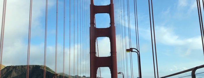 Golden Gate is one of San Francisco.