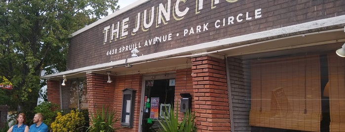 The Junction Kitchen & Provisions is one of SC.