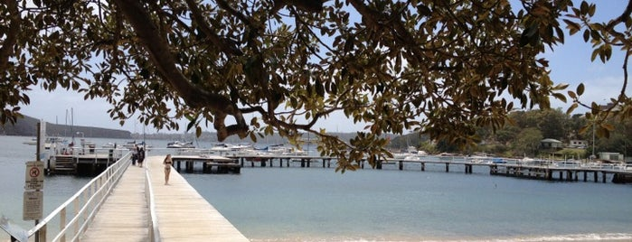Balmoral Beach is one of app check!.