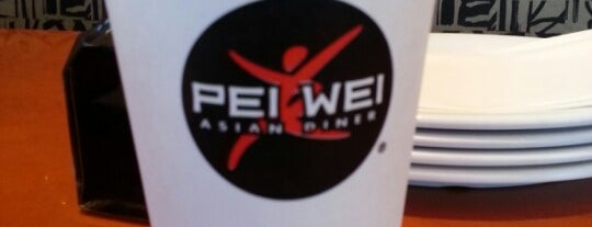 Pei Wei is one of Places.