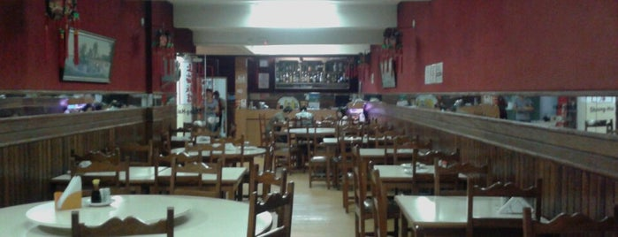 Restaurante Shanghai is one of Alto Tiete.