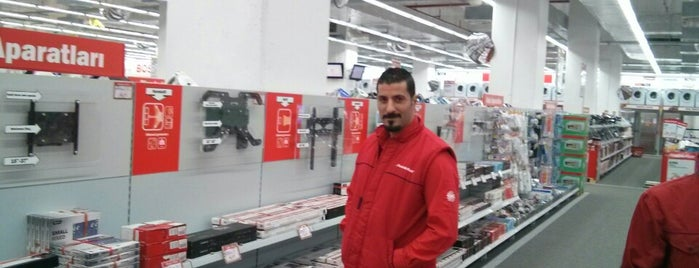 Media Markt is one of İstanbul.