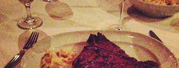 Mastro's Steakhouse is one of America's 40 Best Steakhouses.