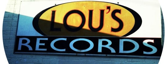 Lou's Records is one of San Diego Faves.