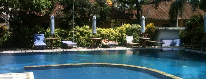 Hotel Lusa Kuta is one of Simpan Catatan..