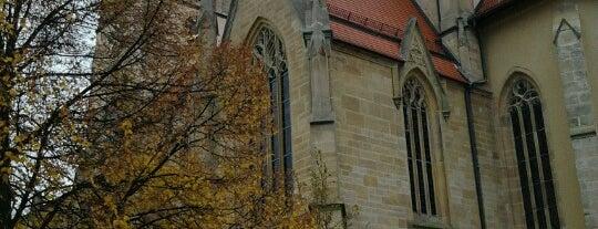 Möhringen is one of Locais curtidos por Andrew.