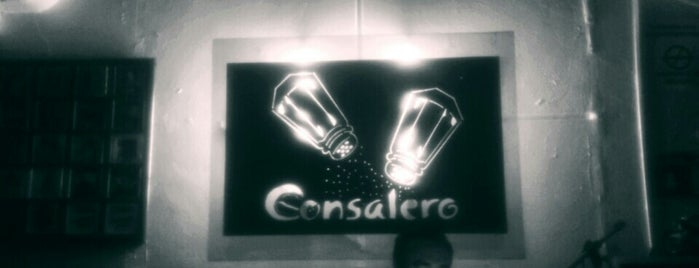 El Consalero is one of en la roma....
