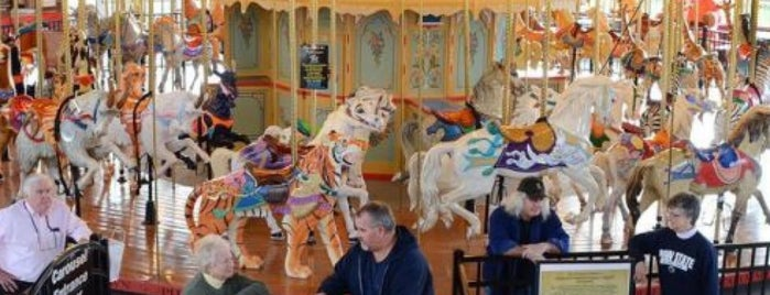 Carousel At pottstown is one of Best of: French Creek State Park.