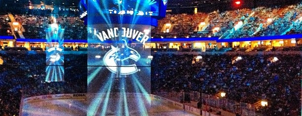 Rogers Arena is one of Vancouverite - Best Places In and Around Vancouver.