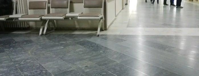 Gazi Üniversitesi Hastanesi Pediatrik Hematoloji Polikliniği is one of Orte, die Sadık gefallen.