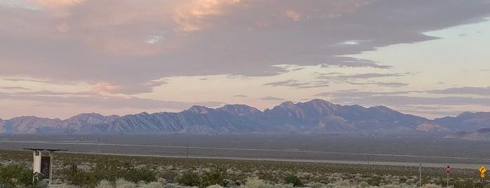 Desert National Wildlife Refuge - Corn Creek Station is one of May.2016.