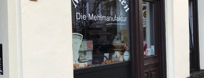 Mehlstübchen is one of Berlin.