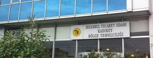 İstanbul Ticaret Odası is one of Kuyumcu.