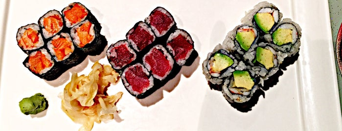 Anago Sushi is one of Delivery.