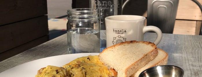 Kanela Breakfast Club is one of Chicago.