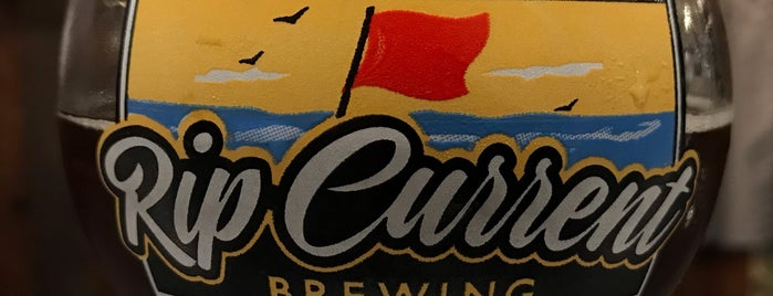 Rip Current Brewing is one of San Diego, CA.