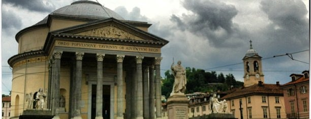 Chiesa della Gran Madre di Dio is one of Orte, die Vlad gefallen.
