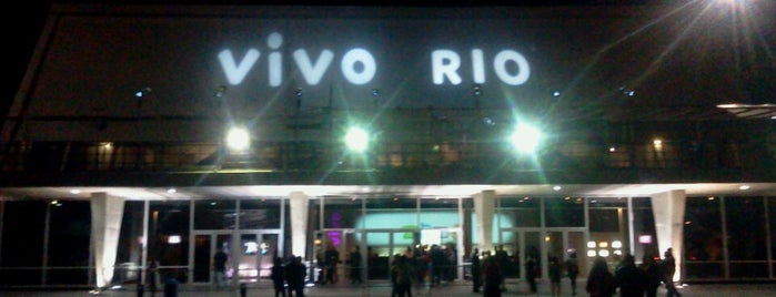 Vivo Rio is one of Locais curtidos por Nelson.