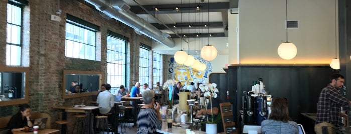 La Colombe Coffee Roasters is one of Cafés.