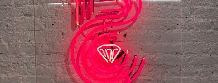 Brooklyn Diamond is one of Better Than Starbucks - NYC.
