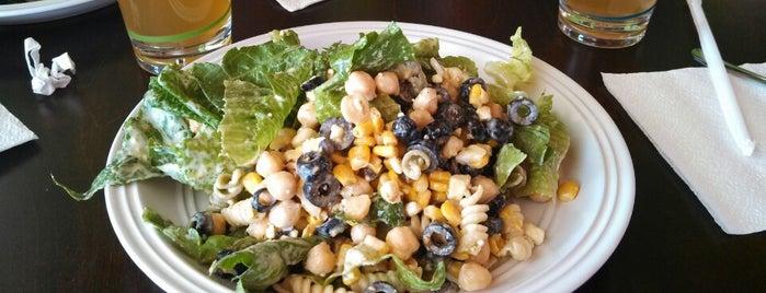 Better Salad & Baguettes is one of สถานที่ที่ Viridiana ถูกใจ.