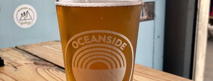 Oceanside Brewing Company is one of Breweries.