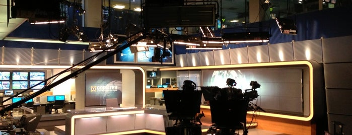 "Телеканал ""Україна"" / Channel Ukraine is one of Evgeniia'nın Beğendiği Mekanlar."