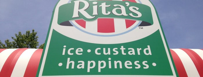 Rita's Italian Ice is one of Columbus!.