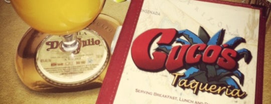 Cuco's Taqueria is one of Guide to Columbus's best spots.