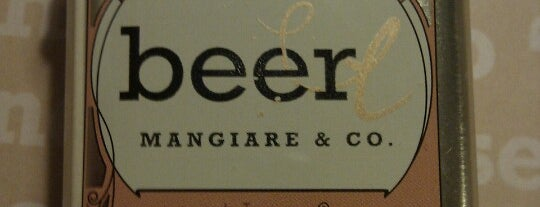 Beere Mangiare & Co is one of Pappa a Roma!!!.