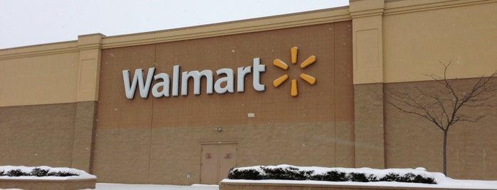 Walmart Supercenter is one of Jeffrey : понравившиеся места.