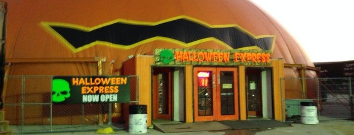 Skully's Halloween Express-State Fair Park is one of Rose Marie'nin Beğendiği Mekanlar.