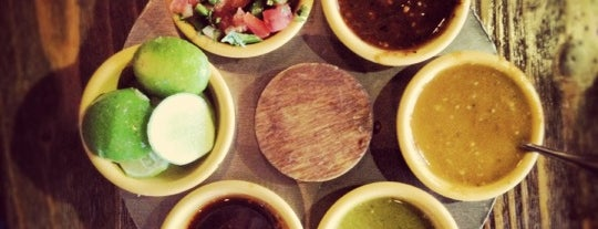 El Papalote Taco & Grill is one of Monterrey.