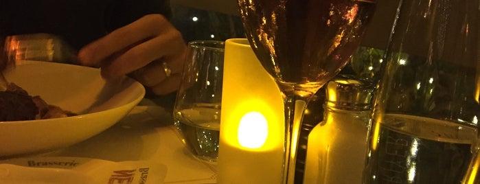 Neni Brasserie is one of Regular.